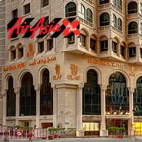 Umrah AirAsia X ( Elaf Kinda )