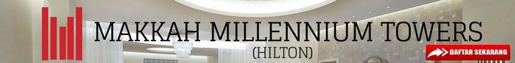Pakej Umrah Millennium Hotel 2019