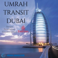 Umrah Transit Dubai