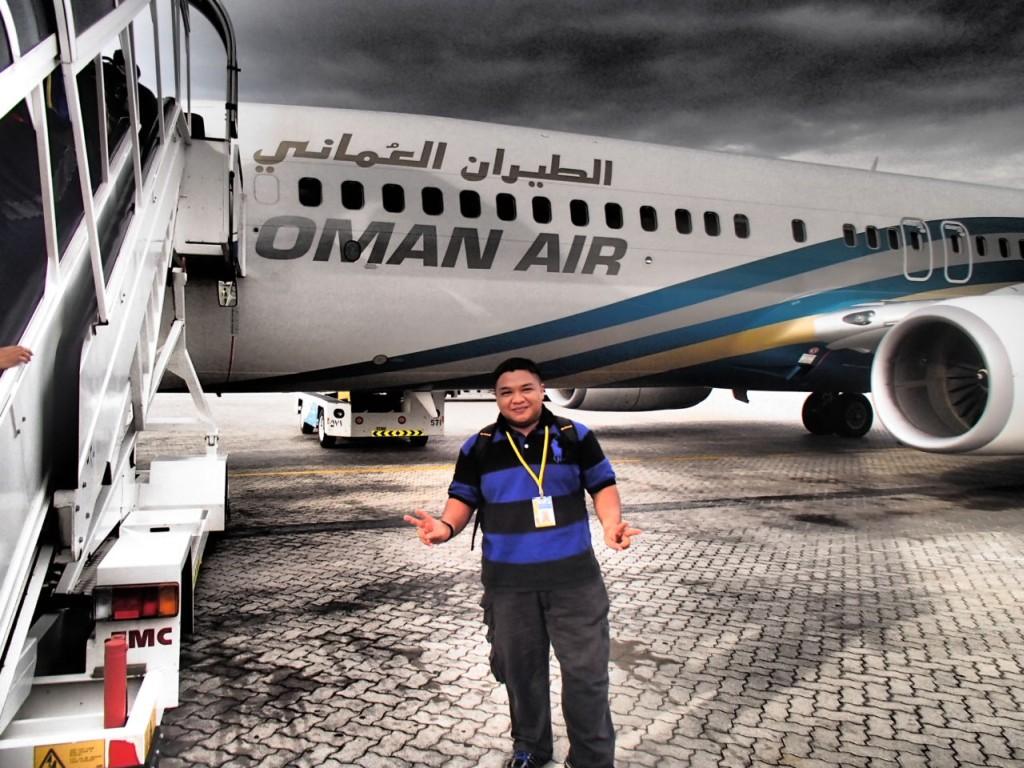 Dr Armand - Oman Air