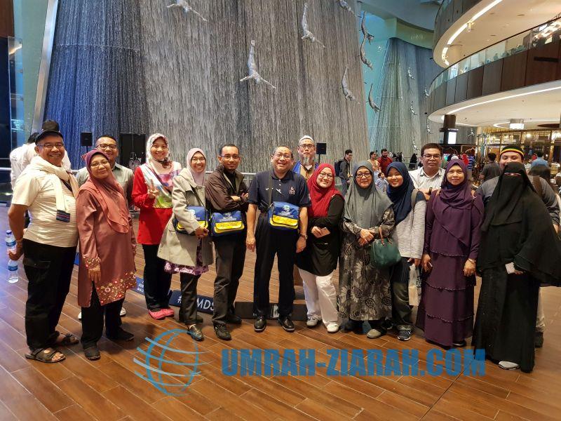 Jemaah Umrah Abu Dhabi EY 18 JAN 2019