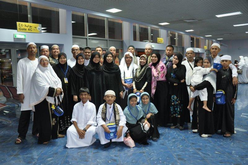 Abdul Azis - Airport Madinah