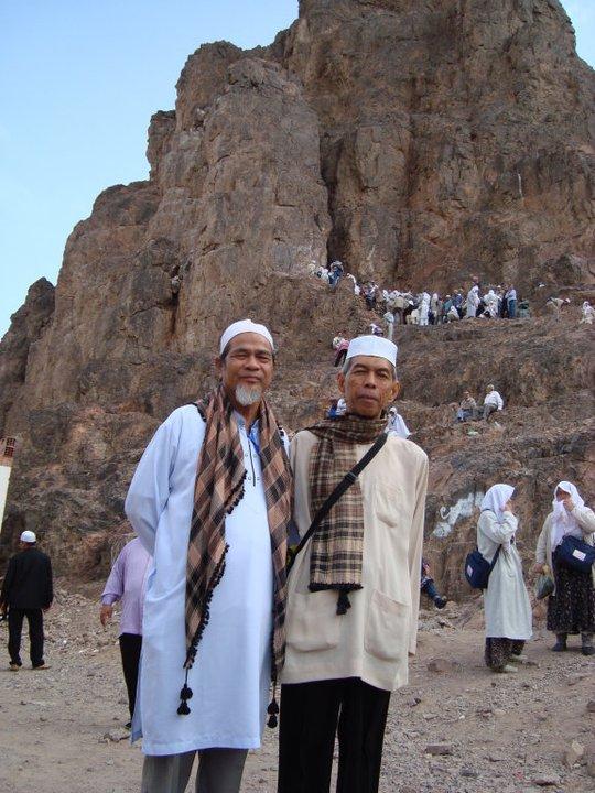 Umrah Gulf Air 24 Feb 03
