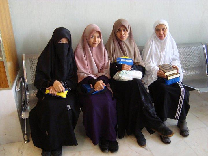 Umrah Gulf Air 24 Feb 06