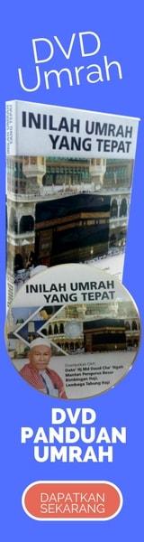 DVD Umrah