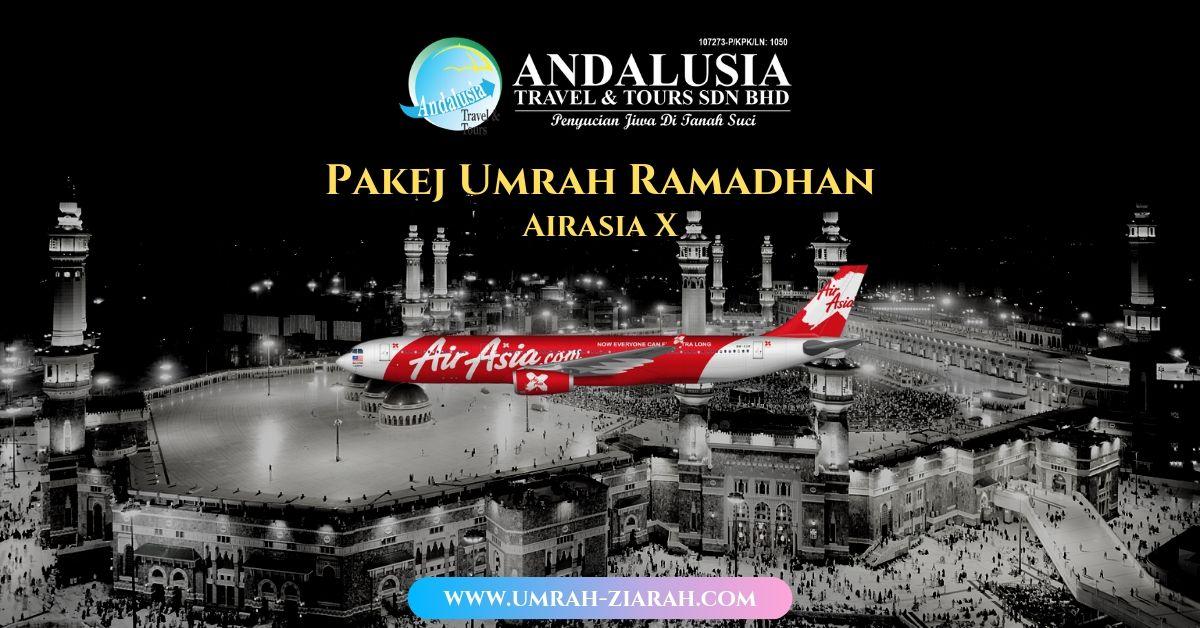 Umrah Ramadhan (AirAsia)