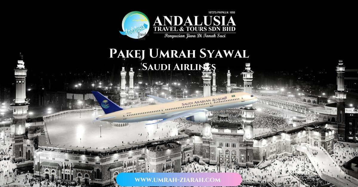 Umrah Syawal (Saudi Airlines)