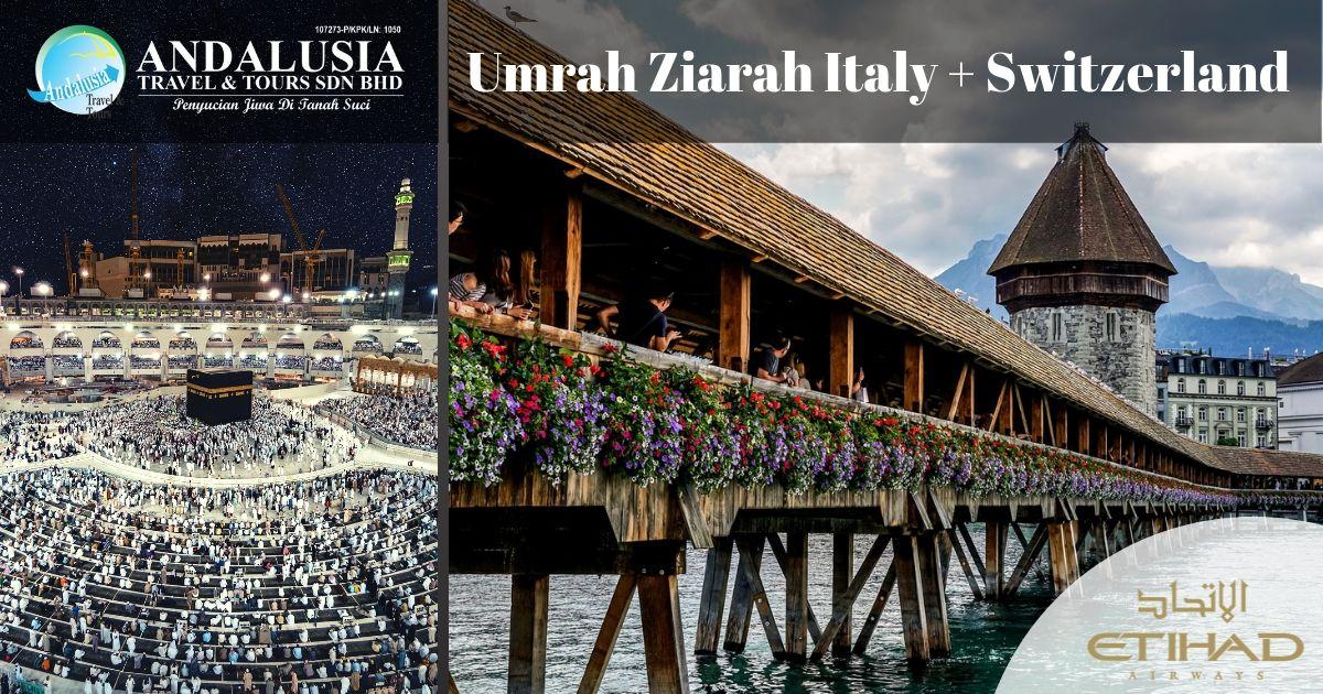 Umrah Ziarah Italy + Switzerland