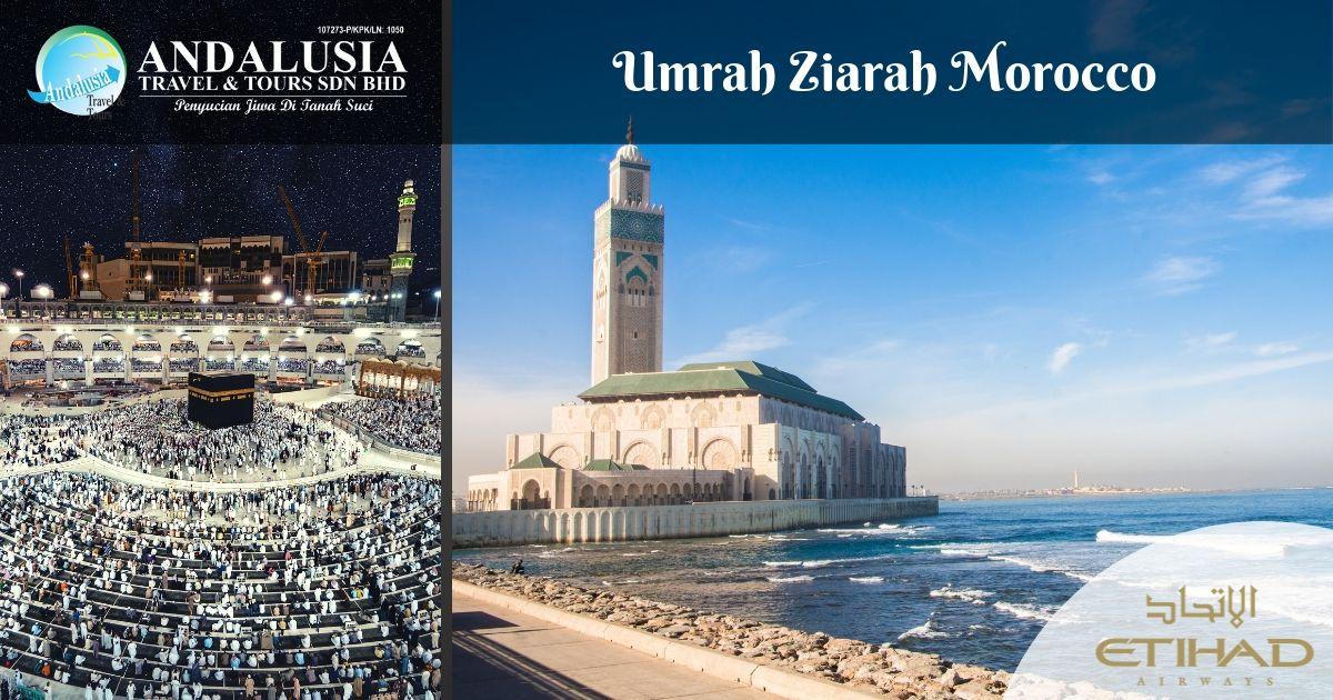 Umrah Ziarah Morocco