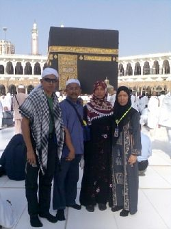 Depan Kaabah