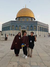 Umrah Ziarah Jordan Baitul Maqdis 10/10/2018 #2