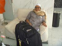 Md Suhaimi -Di hotel, Mesir