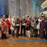 Jemaah Umrah Dubai + Abu Dhabi EY 18 JAN 2019