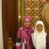 Cik Iza Erwani Binti Ariffin dan Cik Hazlinda Anwar Perbadanan Pembangunan Perdagangan Luar Malaysia (MATRADE)