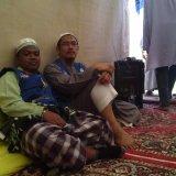 Ust Alam Shah bersama admin UZDC - Haji 2009 (28)