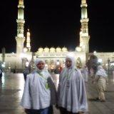 Hjh Misiah-Subuh terakhir di Madinah.