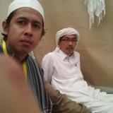 Ust Kholdun bersama Hj Othman Junid (Kuantan) - Haji 2009 (25)